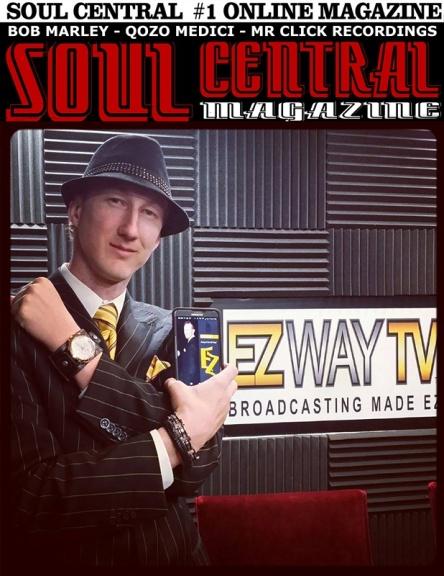 Eric Z Cover Soul Central