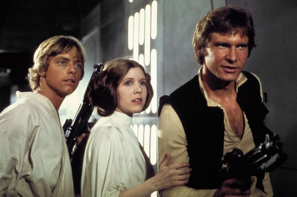 Star Wars Episode IV - A New Hope - 1977