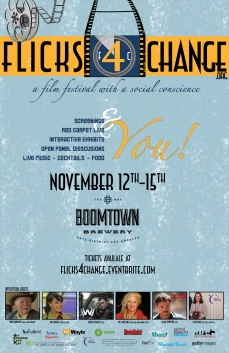 Flicks4Change Poster_11x17